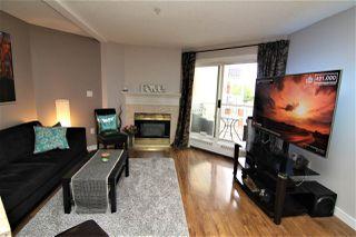 Photo 2: 209 11716 100 Avenue in Edmonton: Zone 12 Condo for sale : MLS®# E4208599