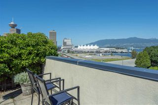 "Photo 23: 504 41 ALEXANDER Street in Vancouver: Downtown VE Condo for sale in ""CAPTAIN FRENCH"" (Vancouver East)  : MLS®# R2487373"