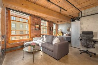 "Photo 2: 504 41 ALEXANDER Street in Vancouver: Downtown VE Condo for sale in ""CAPTAIN FRENCH"" (Vancouver East)  : MLS®# R2487373"