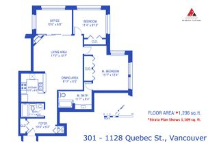 """Photo 23: 301 1128 QUEBEC Street in Vancouver: Downtown VE Condo for sale in """"THE NATIONAL"""" (Vancouver East)  : MLS®# R2503435"""