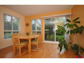"Photo 3: 60 16388 85TH Avenue in Surrey: Fleetwood Tynehead Townhouse for sale in ""CAMELOT VILLAGE"" : MLS®# F2922687"