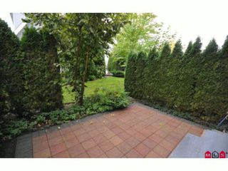 "Photo 10: 60 16388 85TH Avenue in Surrey: Fleetwood Tynehead Townhouse for sale in ""CAMELOT VILLAGE"" : MLS®# F2922687"