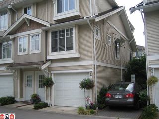 """Photo 1: 68 12110 75A Avenue in Surrey: West Newton Townhouse for sale in """"MANDALAY VILLAGE"""" : MLS®# F1003761"""
