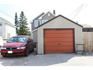 Photo 16: 345 Chalmers Avenue in WINNIPEG: East Kildonan Residential for sale (North East Winnipeg)  : MLS®# 1009928