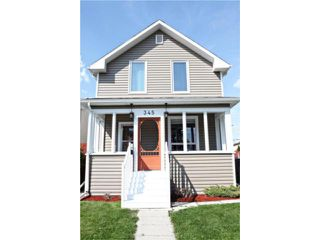 Photo 1: 345 Chalmers Avenue in WINNIPEG: East Kildonan Residential for sale (North East Winnipeg)  : MLS®# 1009928