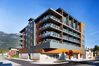 """Photo 1: 607 38013 THIRD Avenue in Squamish: Downtown SQ Condo for sale in """"THE LAUREN"""" : MLS®# R2415297"""