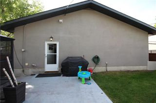 Photo 20: 35 Barrington Avenue in Winnipeg: Norberry Residential for sale (2C)  : MLS®# 202015331