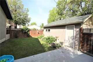 Photo 17: 35 Barrington Avenue in Winnipeg: Norberry Residential for sale (2C)  : MLS®# 202015331