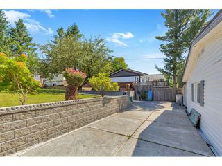 Photo 31: 8036 PHILBERT Street in Mission: Mission BC House for sale : MLS®# R2476390