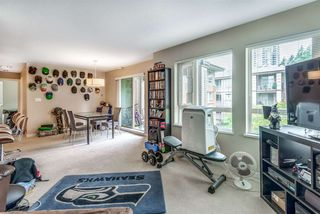 "Photo 10: 311 3097 LINCOLN Avenue in Coquitlam: New Horizons Condo for sale in ""LARKIN HOUSE WEST"" : MLS®# R2478421"