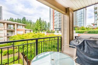 "Photo 12: 311 3097 LINCOLN Avenue in Coquitlam: New Horizons Condo for sale in ""LARKIN HOUSE WEST"" : MLS®# R2478421"