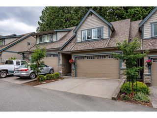 "Photo 1: 13 46791 HUDSON Road in Chilliwack: Promontory Townhouse for sale in ""Walker Creek"" (Sardis)  : MLS®# R2479074"