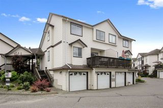 """Photo 1: 5 45740 THOMAS Road in Chilliwack: Vedder S Watson-Promontory Townhouse for sale in """"Riverwynn"""" (Sardis)  : MLS®# R2485098"""