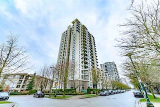 """Photo 1: 1405 3588 CROWLEY Drive in Vancouver: Collingwood VE Condo for sale in """"NEXUS"""" (Vancouver East)  : MLS®# R2494351"""