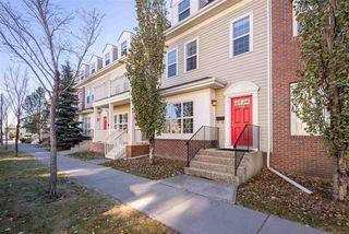 Photo 3: 4461 McCrae Avenue in Edmonton: Zone 27 Townhouse for sale : MLS®# E4219603