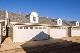 Photo 48: 4461 McCrae Avenue in Edmonton: Zone 27 Townhouse for sale : MLS®# E4219603