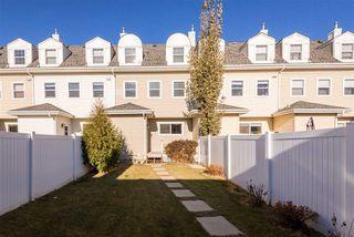Photo 45: 4461 McCrae Avenue in Edmonton: Zone 27 Townhouse for sale : MLS®# E4219603