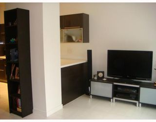 """Photo 6: 102 1252 HORNBY Street in Vancouver: Downtown VW Condo for sale in """"PURE"""" (Vancouver West)  : MLS®# V798745"""