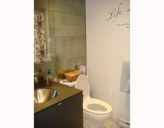 """Photo 7: 102 1252 HORNBY Street in Vancouver: Downtown VW Condo for sale in """"PURE"""" (Vancouver West)  : MLS®# V798745"""