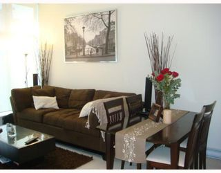 """Photo 4: 102 1252 HORNBY Street in Vancouver: Downtown VW Condo for sale in """"PURE"""" (Vancouver West)  : MLS®# V798745"""