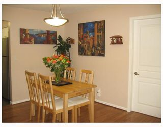 "Photo 3: 110 1242 TOWN CENTRE Boulevard in Coquitlam: Canyon Springs Condo for sale in ""THE KENNEDY"" : MLS®# V811939"