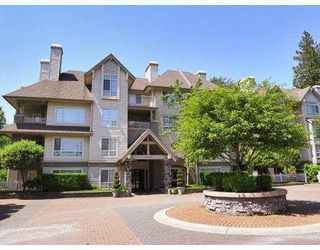 "Photo 1: 110 1242 TOWN CENTRE Boulevard in Coquitlam: Canyon Springs Condo for sale in ""THE KENNEDY"" : MLS®# V811939"