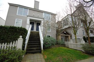 "Photo 14: 3128 W 4TH Avenue in Vancouver: Kitsilano Townhouse for sale in ""THE AVANTI"" (Vancouver West)  : MLS®# V814495"