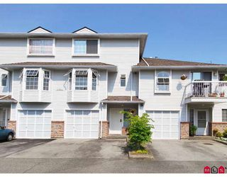 "Photo 1: 2 13964 72ND Avenue in Surrey: East Newton Townhouse for sale in ""Upton North"" : MLS®# F2820412"