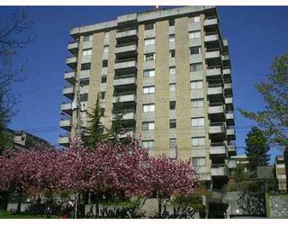"Main Photo: 804 209 CARNARVON Street in New_Westminster: Downtown NW Condo for sale in ""ARGYLE HOUSE"" (New Westminster)  : MLS®# V742365"