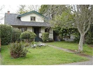 Photo 1: 1654 Hampshire Rd in VICTORIA: OB North Oak Bay Single Family Detached for sale (Oak Bay)  : MLS®# 463800