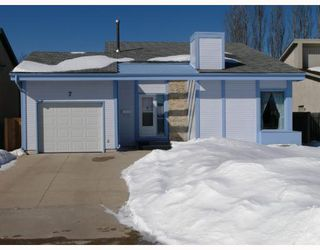 Photo 1: 7 ACTON Place in WINNIPEG: St Vital Residential for sale (South East Winnipeg)  : MLS®# 2903791