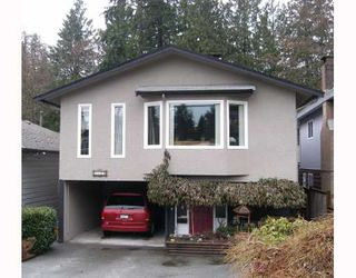Photo 1: 3871 HOSKINS Road in North_Vancouver: Lynn Valley House for sale (North Vancouver)  : MLS®# V758811