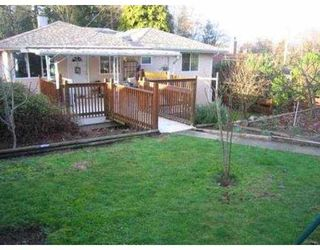 Photo 2: 8270 WEDGEWOOD Street in Burnaby: Burnaby Lake House for sale (Burnaby South)  : MLS®# V761337