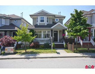"Photo 1: 14912 56A Avenue in Surrey: Sullivan Station House for sale in ""PANORAMA VILLAGE"" : MLS®# F2911644"