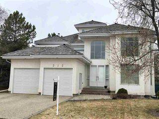 Main Photo: 315 FERRIS Way in Edmonton: Zone 14 House for sale : MLS®# E4170525