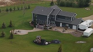Photo 45: 56112 Rge. Rd. 254: Rural Sturgeon County House for sale : MLS®# E4178671