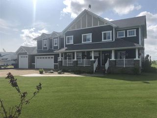 Photo 1: 56112 Rge. Rd. 254: Rural Sturgeon County House for sale : MLS®# E4178671