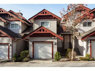 Main Photo: 80 15 FOREST PARK Way in Port Moody: Heritage Woods PM Townhouse for sale : MLS®# R2417570