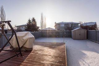 Photo 27: 129 Castle Drive in Edmonton: Zone 27 House for sale : MLS®# E4181501