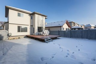 Photo 28: 129 Castle Drive in Edmonton: Zone 27 House for sale : MLS®# E4181501
