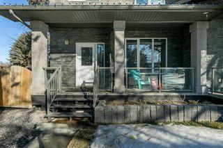 Photo 4: 8744 92A Avenue in Edmonton: Zone 18 House Half Duplex for sale : MLS®# E4189715