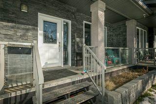 Photo 5: 8744 92A Avenue in Edmonton: Zone 18 House Half Duplex for sale : MLS®# E4189715