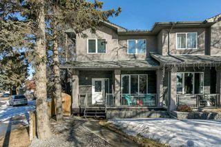 Photo 3: 8744 92A Avenue in Edmonton: Zone 18 House Half Duplex for sale : MLS®# E4189715