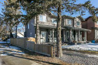 Photo 2: 8744 92A Avenue in Edmonton: Zone 18 House Half Duplex for sale : MLS®# E4189715