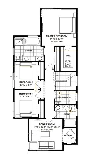 Photo 3: 1304 ERKER Crescent in Edmonton: Zone 57 House for sale : MLS®# E4202113