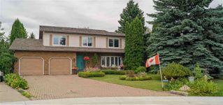 Photo 1: 21 DANFORTH Crescent: St. Albert House for sale : MLS®# E4207469