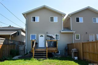 Photo 32: 413 X Avenue South in Saskatoon: Meadowgreen Residential for sale : MLS®# SK819695