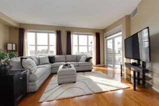 Main Photo: 329 4831 104a Street in Edmonton: Zone 15 Condo for sale : MLS®# E4218156