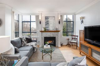 Main Photo: 301 1725 BALSAM Street in Vancouver: Kitsilano Condo for sale (Vancouver West)  : MLS®# R2530301