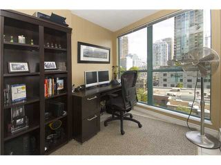 "Photo 5: 1003 939 HOMER Street in Vancouver: Downtown VW Condo for sale in ""PINNACLE"" (Vancouver West)  : MLS®# V819841"